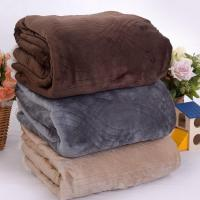 Buy cheap Micromink blanket high quality super soft household micromink fleece blanket from wholesalers