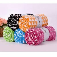 Buy cheap Flannel fleece high quality printed custom promotional flannel fleece blanket from wholesalers