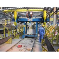 Buy cheap H-Beam Steel Production Line H-Beam Automatic Welding Machine from wholesalers