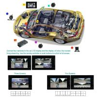 Buy cheap 360 Car Camera System SV02 video switch box with video recorder function from wholesalers