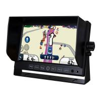 Buy cheap 5-10.1inch monitor 7inch stand alone monitor with GPS navigation from wholesalers