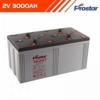 Buy cheap Prostar 2v 3000ah deep cycle gel battery price from wholesalers