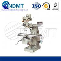 Buy cheap Turret Heavy Milling Machine from wholesalers