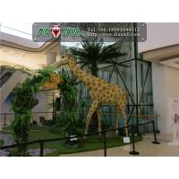 Buy cheap Simulation animal series Simulation Giraffe from wholesalers