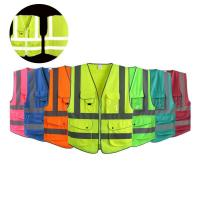 Buy cheap SEM-803Reflective vest vest from wholesalers