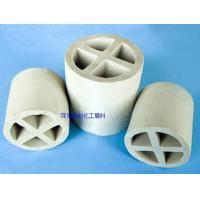 Buy cheap Ceramic packing Cross partition ring from wholesalers