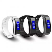 Buy cheap HZD1703B Bluetooth bracelet with blue earphone from wholesalers