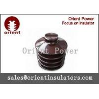 Cheap Porcelain T&D Line Insulators Porcelain pin type insulators for sale