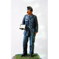 Cheap WWII RAF Flight Commander Holding a Clipboard for sale
