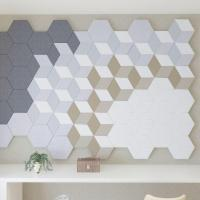 Buy cheap Acoustics Panels Textile Wall Decor Sound Insulation Easy To Install from wholesalers