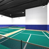 Buy cheap Acoustics Panels PET Acoustic Baffles For Tennis from wholesalers