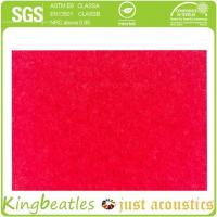 Buy cheap Acoustics Panels High Quality Ceiling Tile Soundproofing Acoustic Panel from wholesalers