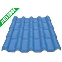 Buy cheap Roof Tile (Spanish Style Roof Tile, Synthetic Roofing Tile) from wholesalers