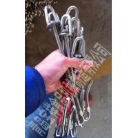 Stainless steel hooks rabbit