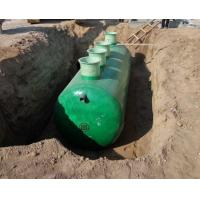 Cheap FRP buried intergrated equipment for sale