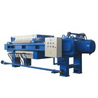 Cheap Plate and frame filter press machine for sale