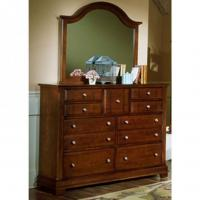 Cheap BEDROOM Triple Dresser Cottage Vaughan Bassett for sale