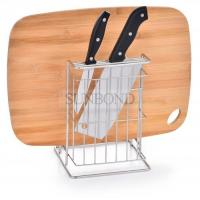 China Kitchen accessories Cutting board holder kitchen knife holder on sale