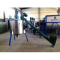 Cheap Automatic feeding paint anchor mixer two sets of equipment for sale
