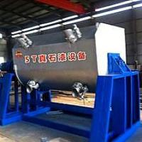 DB-5 tons of double-mouth discharge horizontal real stone paint equipment