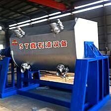 Quality DB-5 tons of double-mouth discharge horizontal real stone paint equipment wholesale