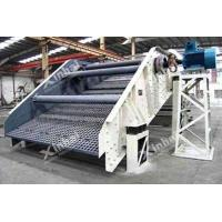 Cheap Auto Centering Vibrating Screen for sale