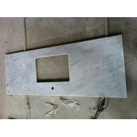 Buy cheap Countertops & Vanity Tops Carrara White Marble Count from wholesalers