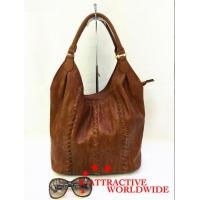 Buy cheap GENUINE Leather Ladies HOBO Bag Purse from wholesalers