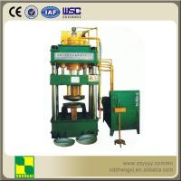China Four Column Head Plate Forming Hydraulic Press Machine on sale