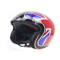 China Helmets and Gloves DOT Approved Open Face Motorcycle Helmet For Harley on sale