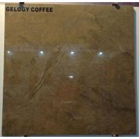Buy cheap Polished glazed tile Gelogy coffee from wholesalers