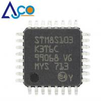 Buy cheap STM8S005K6T6C Microcontroller IC 8Bit 16MHz 32KB FLASH 32LQFP from wholesalers