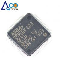 Buy cheap STM32F103RET6 Microcontroller IC 32Bit 72MHz 512KB 64LQFP from wholesalers