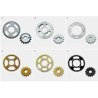 Cheap Chain and sprocket kit for sale