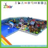 Indoor Playground Sea Theme Indoor Playground with Professional Design Team