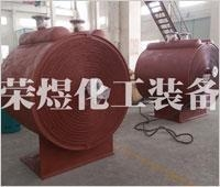 China Spiral plate heat exchanger