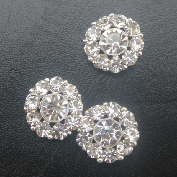 China Paper items Rhinestone clusters