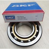 Buy cheap 7315 BECBM Cheap Bearing Size 75x160x37 mm Angular contact ball bearing 7315BECB from wholesalers