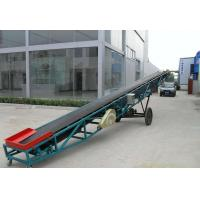 Buy cheap Inclined belt conveyor from wholesalers