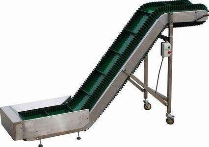 China Flange belt conveyor