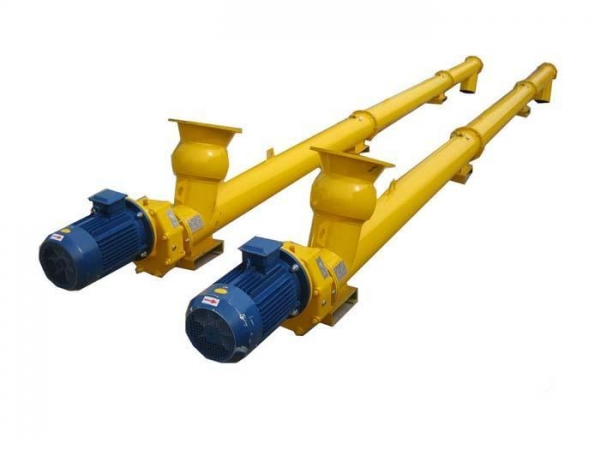 China Screw conveyor Horizontal screw conveyor