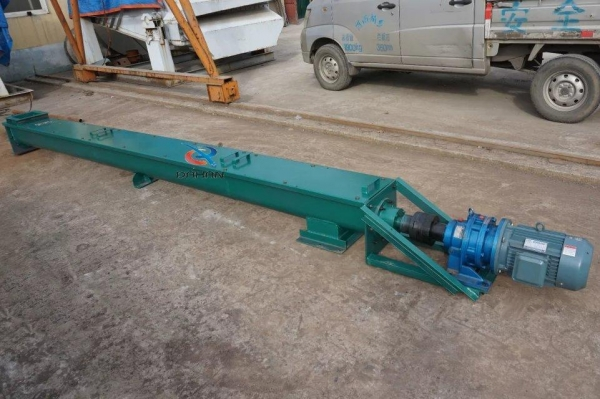 China U shape Screw Conveyor