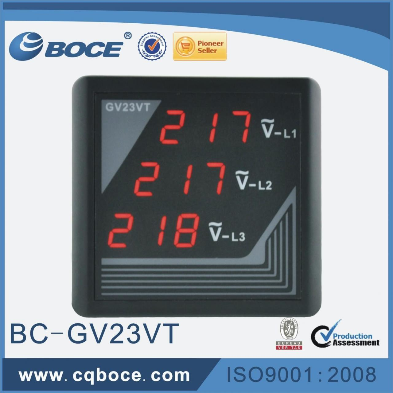 Buy cheap Digital LED AC current meter BC-GV23VT from wholesalers