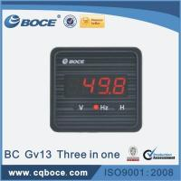 Buy cheap Digital Meter BC-GV13 ( Voltage / Frequency / Accumulating Time Display ) from wholesalers