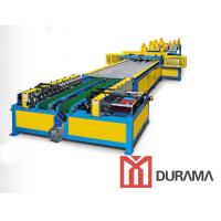 Buy cheap Duct Manufacture Auto Line 4, air duct making machine, duct machine from wholesalers