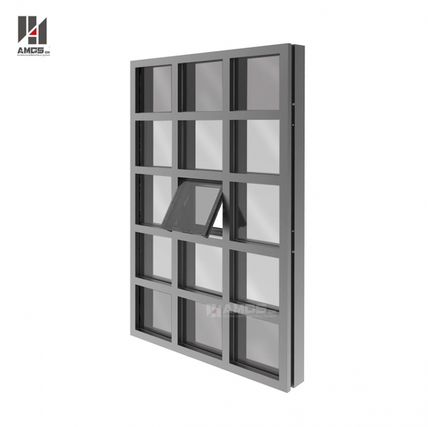 Quality Double Glazed Curtain Wall For Exterior Facade wholesale