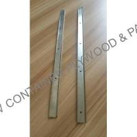 stainless steel door seal retailer strip
