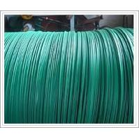 Plastic Coating of PVC Coated Wire