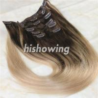 Cheap HAIRS (CLI-C-04) Clip In 2T Color #4&18 for sale