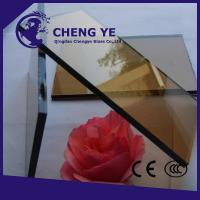 China Safety Tiles Coloured Building Glass Dome Deep Processing Tinted Glass on sale